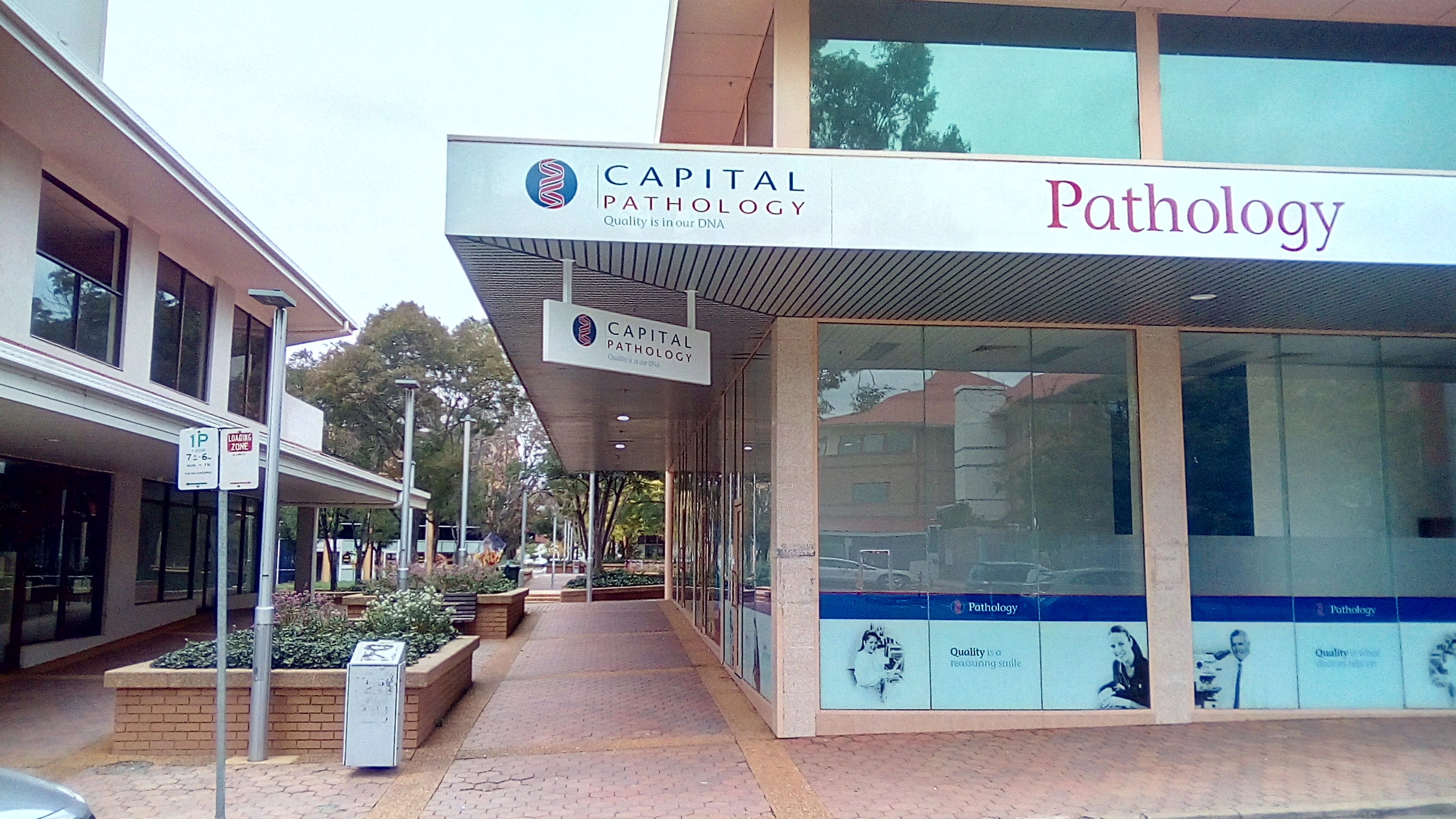 Shop Fronts & Building Signs